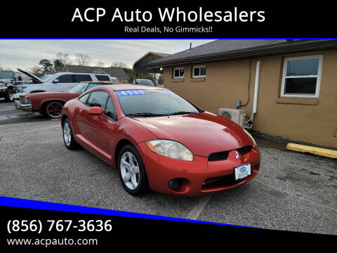 2008 Mitsubishi Eclipse for sale at ACP Auto Wholesalers in Berlin NJ