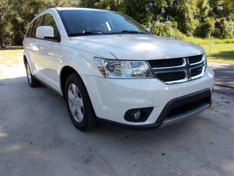 2012 Dodge Journey for sale at LANCASTER'S AUTO SALES INC in Fruitland Park FL