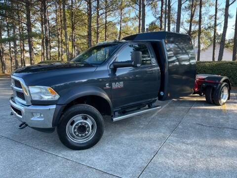 2016 RAM Ram Chassis 5500 for sale at Selective Imports in Woodstock GA