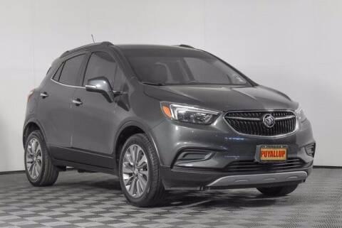 2017 Buick Encore for sale at Washington Auto Credit in Puyallup WA