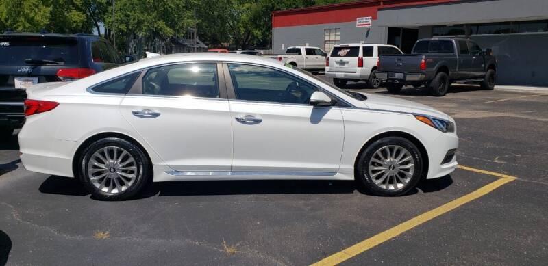 2015 Hyundai Sonata for sale at Stach Auto in Janesville WI
