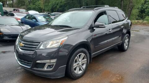 2016 Chevrolet Traverse for sale at GA Auto IMPORTS  LLC in Buford GA
