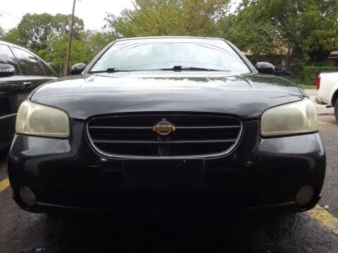 2000 Nissan Maxima for sale at Auto Haus Imports in Grand Prairie TX