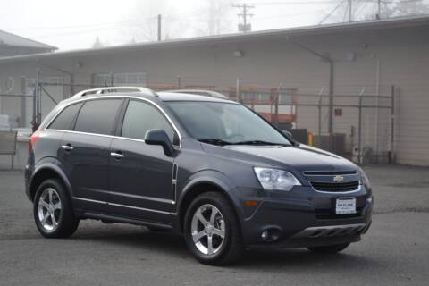 2013 Chevrolet Captiva Sport for sale at Skyline Motors Auto Sales in Tacoma WA