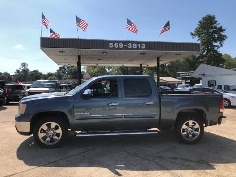 2010 GMC Sierra 1500 for sale at BOB SMITH AUTO SALES in Mineola TX