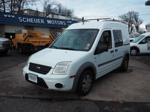 2012 Ford Transit Connect for sale at Scheuer Motor Sales INC in Elmwood Park NJ