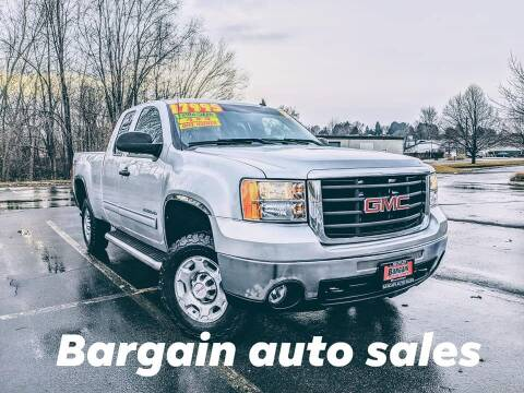 2010 GMC Sierra 2500HD for sale at Bargain Auto Sales LLC in Garden City ID