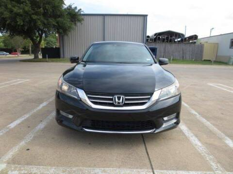 2015 Honda Accord for sale at MOTORS OF TEXAS in Houston TX