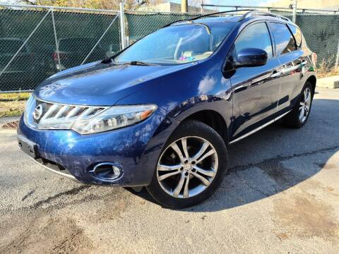 2009 Nissan Murano for sale at KOB Auto Sales in Hatfield PA