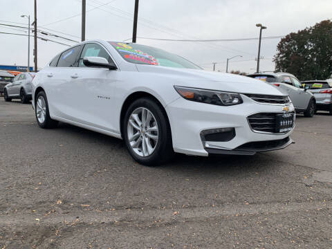 2018 Chevrolet Malibu for sale at 5 Star Auto Sales in Modesto CA
