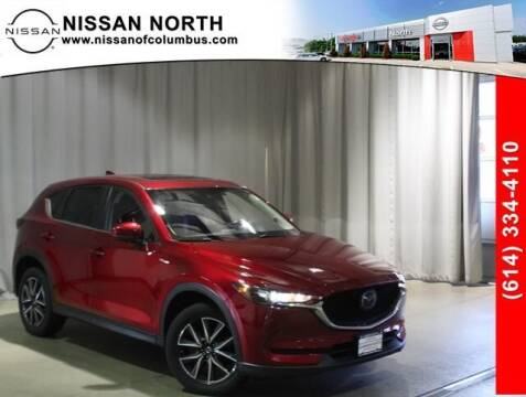 2018 Mazda CX-5 for sale at Auto Center of Columbus in Columbus OH