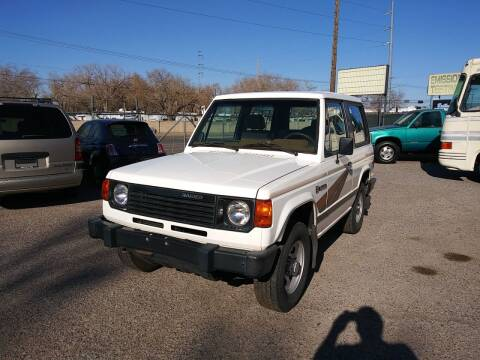 1988 Dodge Raider for sale at One Community Auto LLC in Albuquerque NM