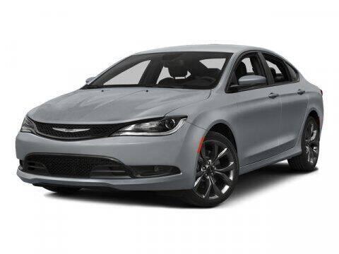 2015 Chrysler 200 for sale at Smart Motors in Madison WI