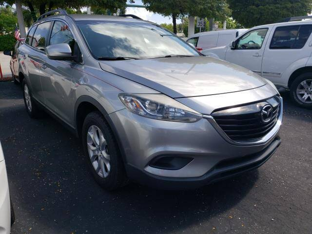 2013 Mazda CX-9 for sale at Mike Auto Sales in West Palm Beach FL