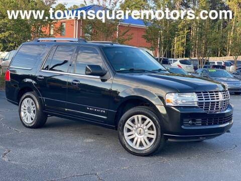 2014 Lincoln Navigator for sale at Town Square Motors in Lawrenceville GA