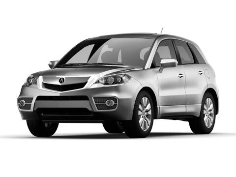 2011 Acura RDX for sale at BASNEY HONDA in Mishawaka IN
