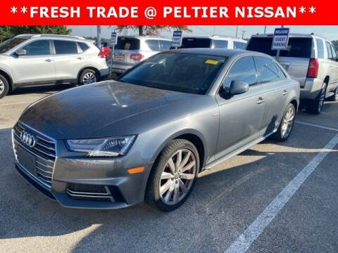 2018 Audi A4 for sale at TEX TYLER Autos Cars Trucks SUV Sales in Tyler TX