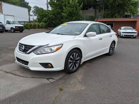 2016 Nissan Altima for sale at A & A IMPORTS OF TN in Madison TN