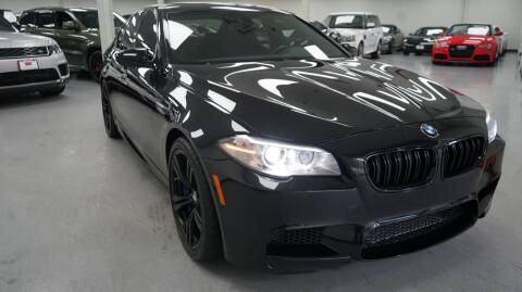 2016 BMW M5 for sale at SZ Motorcars in Woodbury NY