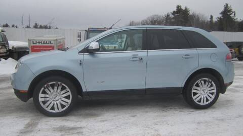 2008 Lincoln MKX for sale at Pepp Motors - Superior Auto in Negaunee MI
