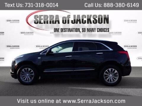2018 Cadillac XT5 for sale at Serra Of Jackson in Jackson TN