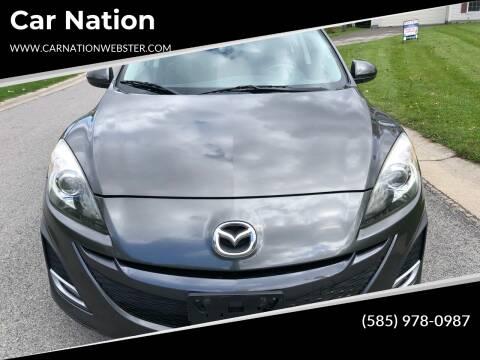 2011 Mazda MAZDA3 for sale at Car Nation in Webster NY