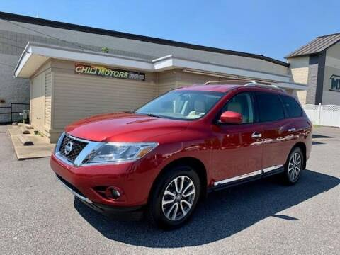 2013 Nissan Pathfinder for sale at Chili Motors in Mayfield KY