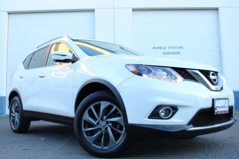 2016 Nissan Rogue for sale at Chantilly Auto Sales in Chantilly VA
