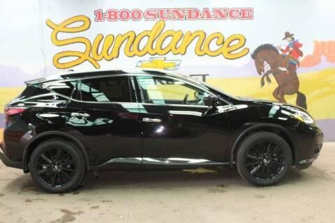 2020 Nissan Murano for sale at Sundance Chevrolet in Grand Ledge MI