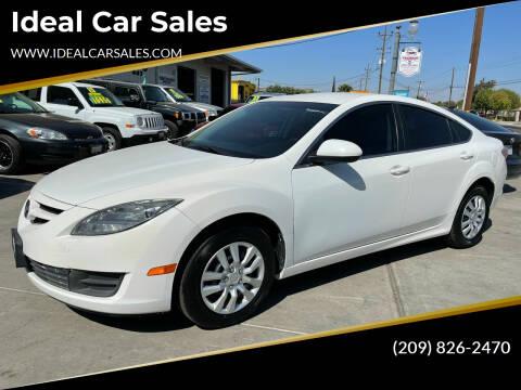 2009 Mazda MAZDA6 for sale at Ideal Car Sales in Los Banos CA