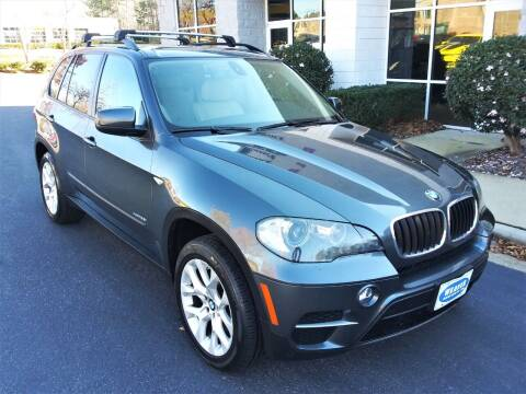 2011 BMW X5 for sale at Weaver Motorsports Inc in Cary NC
