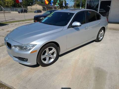2015 BMW 3 Series for sale at Preferable Auto LLC in Houston TX