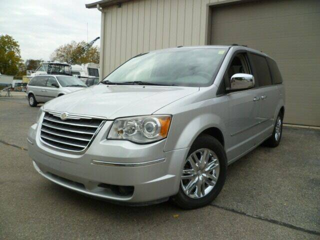 2008 Chrysler Town and Country for sale at Last Stop Motors in Racine WI