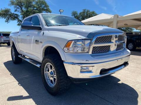 2012 RAM Ram Pickup 1500 for sale at Thornhill Motor Company in Hudson Oaks, TX