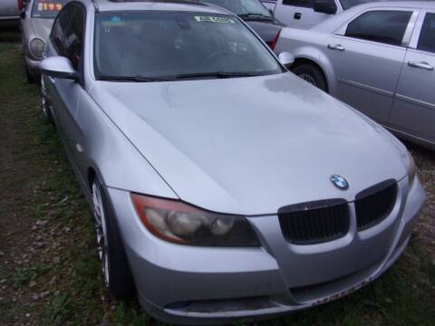 2006 BMW 3 Series for sale at SCOTT HARRISON MOTOR CO in Houston TX