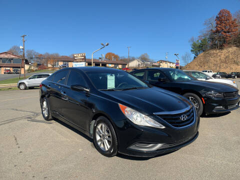 2011 Hyundai Sonata for sale at WENTZ AUTO SALES in Lehighton PA