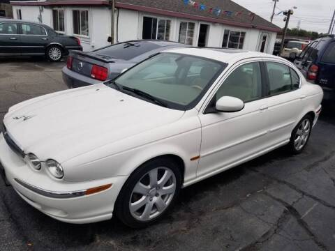 2004 Jaguar X-Type for sale at All State Auto Sales, INC in Kentwood MI