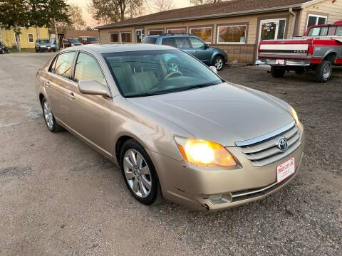 2007 Toyota Avalon for sale at Truck City Inc in Des Moines IA