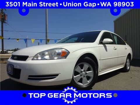 2009 Chevrolet Impala for sale at Top Gear Motors in Union Gap WA