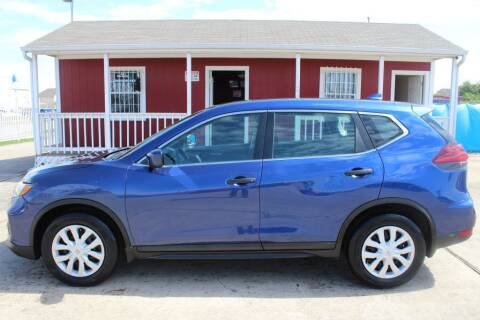 2019 Nissan Rogue for sale at AMT AUTO SALES LLC in Houston TX