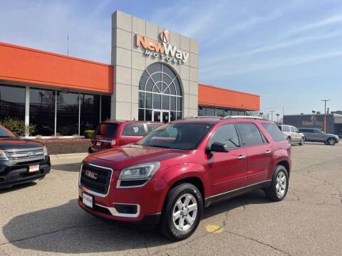 2013 GMC Acadia for sale at New Way Motors in Ferndale MI