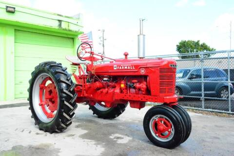 1951 FARMHALL H for sale at American Trucks and Equipment in Hollywood FL