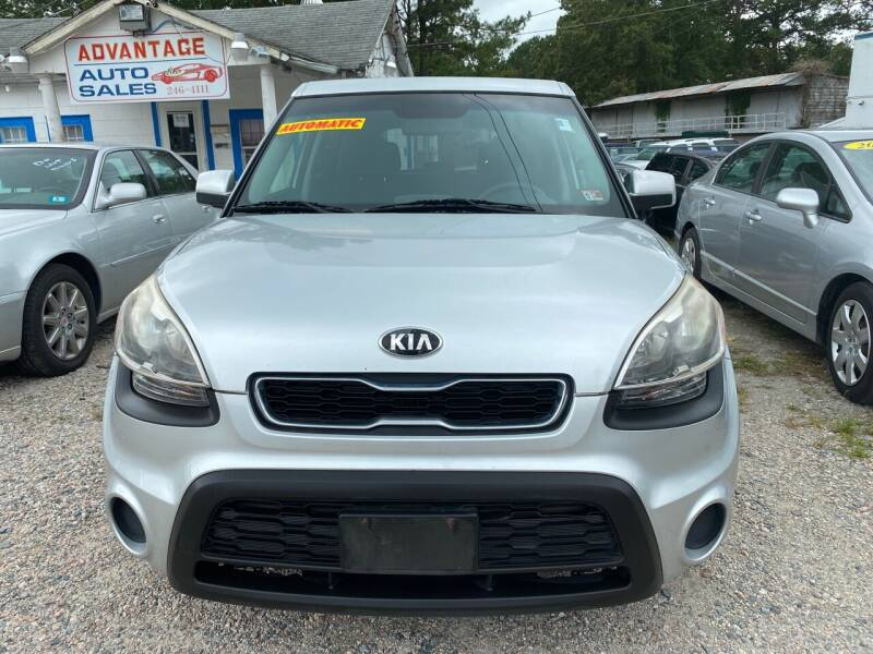 2013 Kia Soul for sale at Advantage Motors in Newport News VA