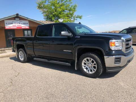 2015 GMC Sierra 1500 for sale at 5 Star Truck and Auto in Idaho Falls ID
