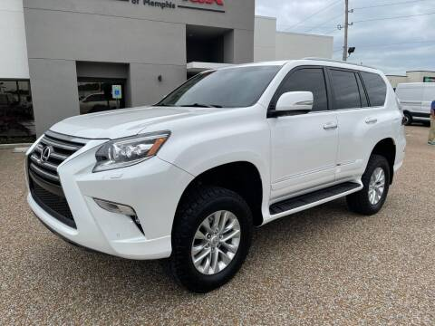 2017 Lexus GX 460 for sale at AutoMax of Memphis - V Brothers in Memphis TN
