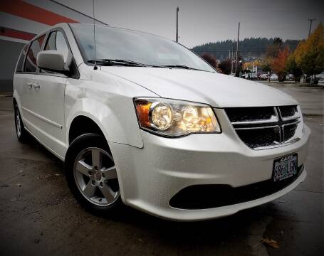 2013 Dodge Grand Caravan for sale at A1 Group Inc in Portland OR