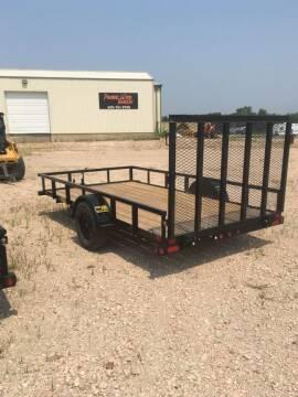 2022 Big Tex 35SA-12 #3226 for sale at Prairie Wind Trailers, LLC in Harrisburg SD