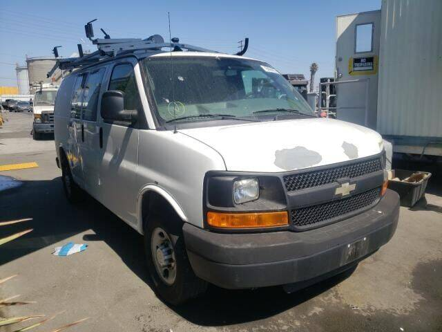 2012 Chevrolet Express Cargo for sale at High Line Auto Sales in Salt Lake City UT
