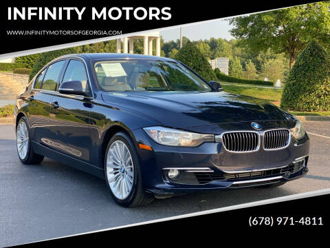 2013 BMW 3 Series for sale at INFINITY MOTORS in Gainesville GA