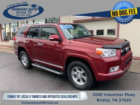 2013 Toyota 4Runner for sale at PARKWAY AUTO SALES OF BRISTOL in Bristol TN